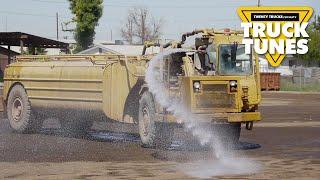 Kids Truck Video - Water Truck