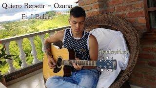 Quiero Repetir Ozuna Ft J Balvin Ian Rey Cover - Sesiones De Una Sola Toma Intro.mp3