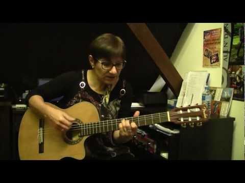 Leçon guitare - Padam padam - Piaf