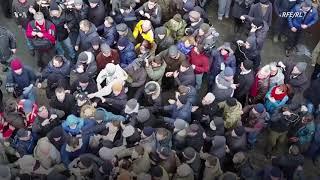 Освобождение Михаила Саакашвили