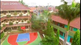 Pelantikan PASLIT PASKIBRA SMA 53 Jakarta Tahun 2016