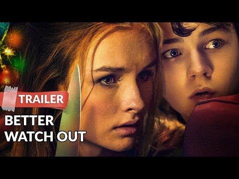 Better Watch Out 2017  HD  Olivia DeJonge  Levi Miller