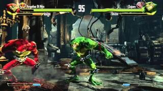 Killer Instinct Live Shenanigans: RASH TIME!