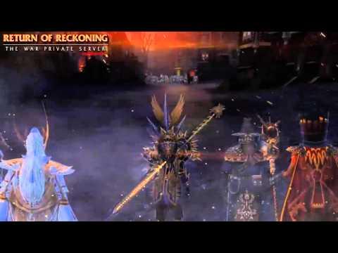 Warhammer Online - Private Server Projekt