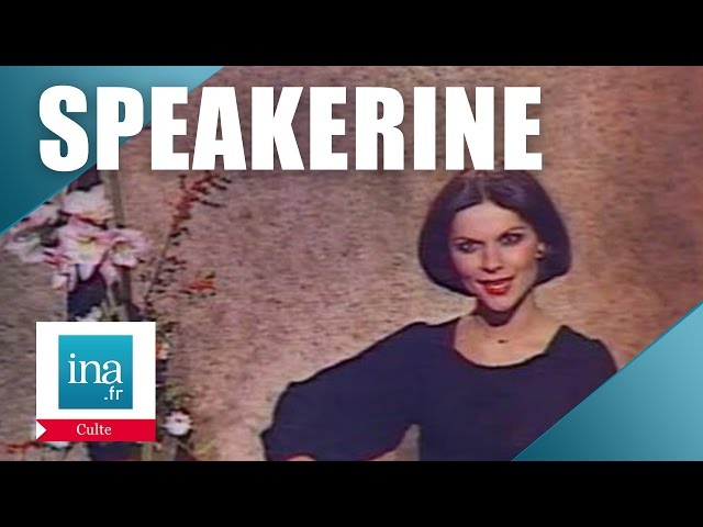 Speakerine 1977 Martine Chardon | Archive INA