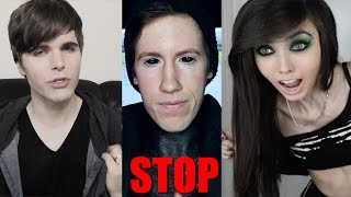 Hey Onision, stop bullying Eugenia Cooney