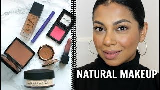 QUICK & EASY NATURAL MAKEUP TUTORIAL | MissBeautyAdikt