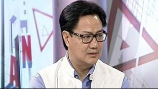 Government rethinking on special army powers, AFSPA - Kiren Rijiju to NDTV