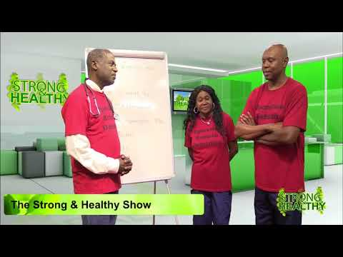 Strong & Healthy Speaking With Operation Rebirth Dominica - Dauer: 32 Minuten