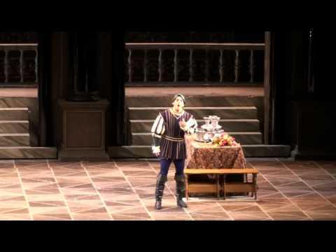 Charles Castronovo as Romeo in the Dallas Opera's ROMEO & JULIET