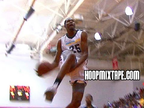 Kevin Durant KILLS Between The Legs Dunk IN Game! Top 10 Plays From Best Game Of Lockout!
