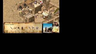Первый обзор игры Stronghold Crusader #1