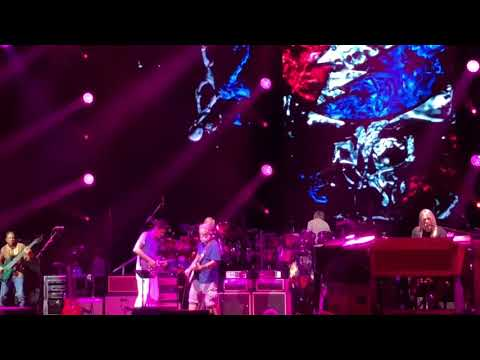"Dead & Company 6/1/18 ""Not Fade Away"" in Camden,NJ"