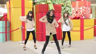 """""""Be My Baby"""" Wonder Girls Dance/Cover MV (English) Half&Half + PeuyeumUS"""
