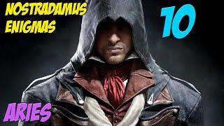Assassin's Creed Unity: Nostradamus Enigma Riddle 10 - Aries
