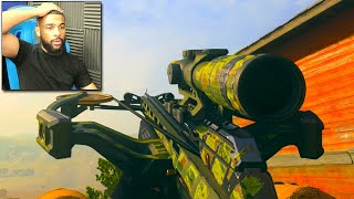 the ONLY 1 SHOT KILL WARZONE WEAPON! WRECKING SQUADS w/ the CROSSBOW & MP7!