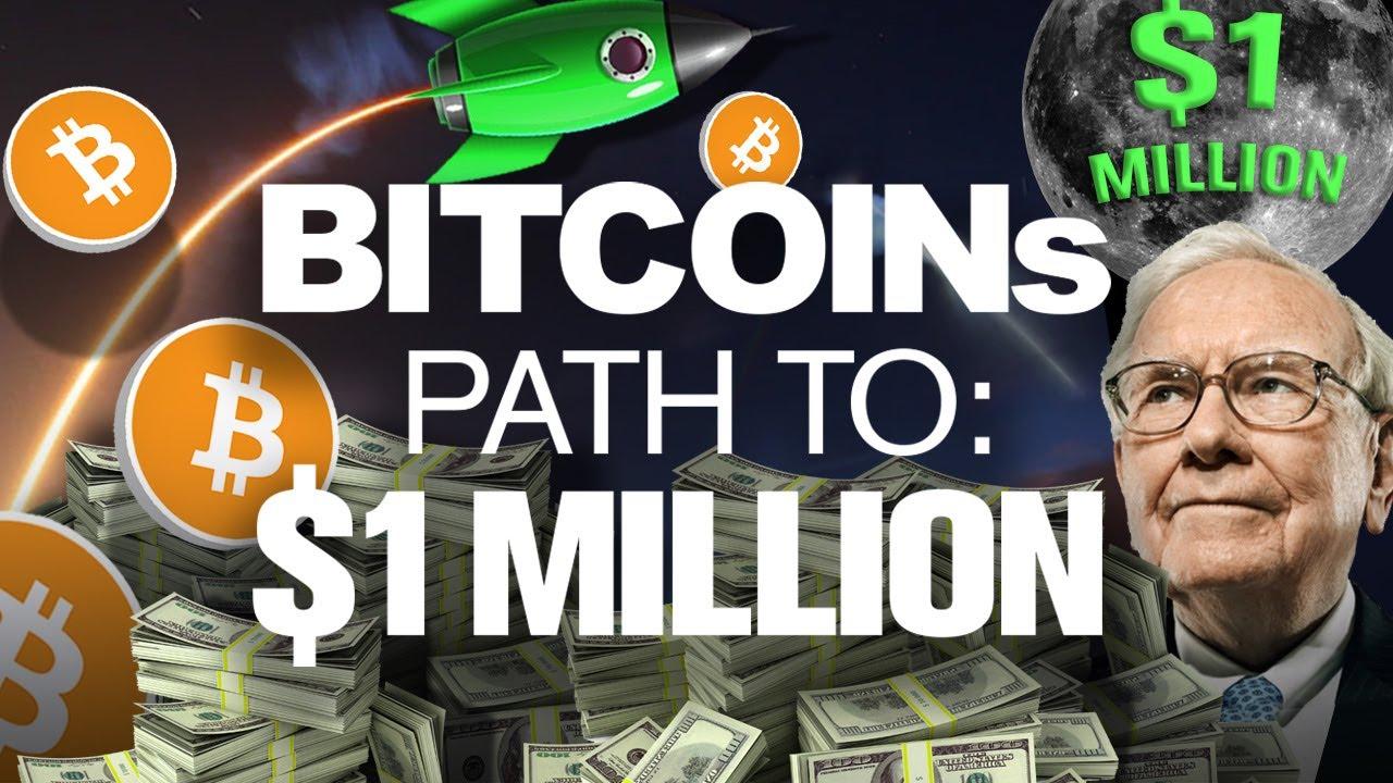Shortage of BITCOIN to Push Price to $1 Million Dollars!!