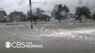 Flooding from Barry threatens 11 million people across the South