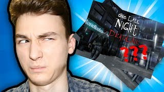 One Late Night   LP. #5 ФИНАЛ!!! + трейлер   TheBrianMaps