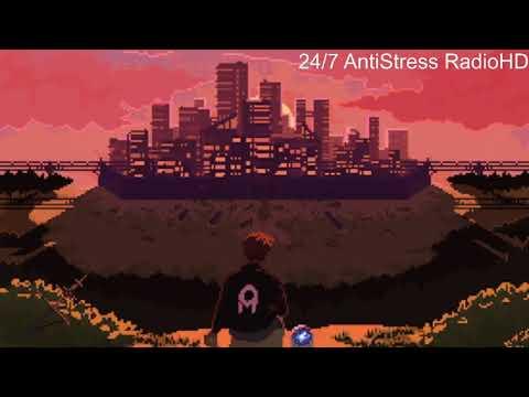 Chill Lofi Hip Hop Radio For 24/7 Relaxation Music Stream - AntiStress RadioHD