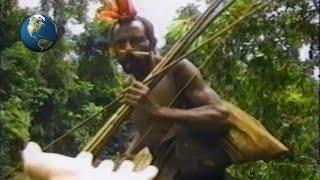 Primeiro contato de uma tribo isolada com a civilização moderna