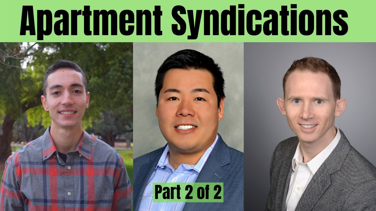 Apartment Syndication Process | Part 2 of 2| GrowthMindset ...