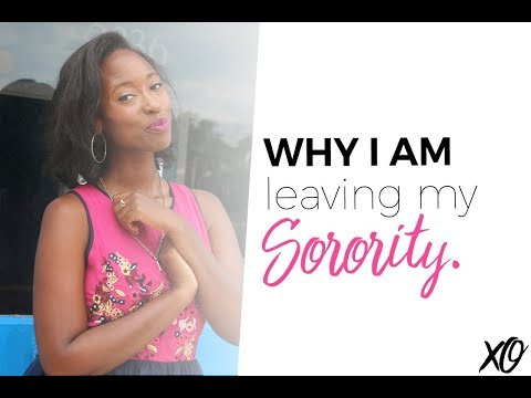SORORITY DROPOUT | Christians & Greek Life