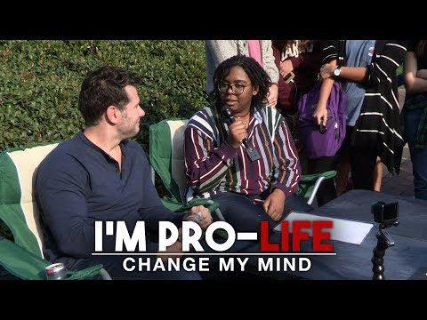 I'm Pro-Life (2nd Edition) | Change My Mind