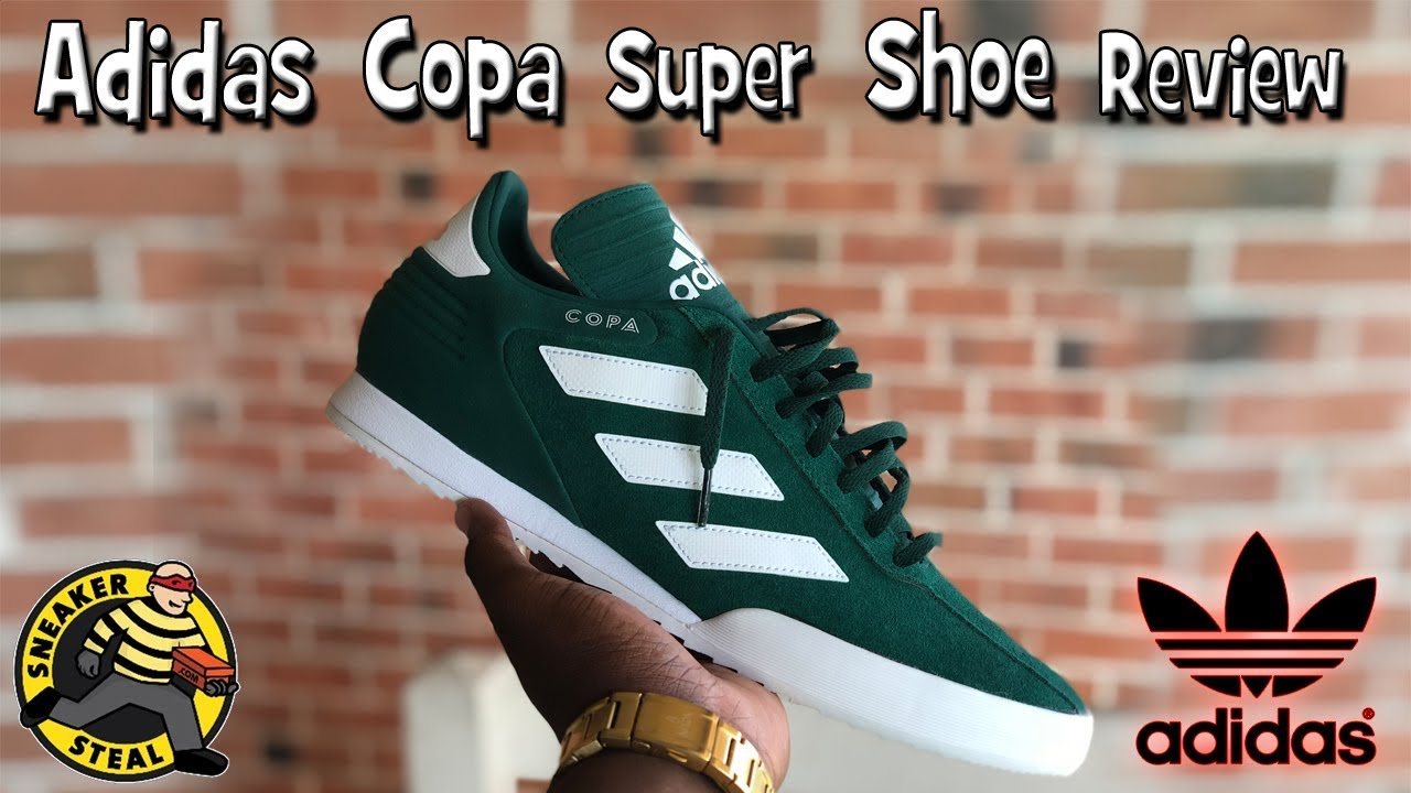 aa510f686490 Adidas Copa Super Shoe Full and In Depth Review - YouTube