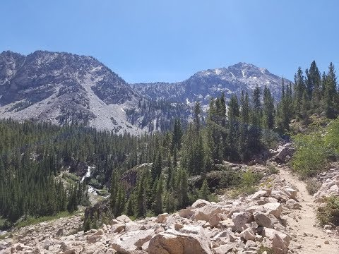 Backpacking Idaho's Sawtooth Wilderness : Part One