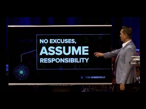 No Excuses, Assume Responsibility with Ptr. Peter Tan-chi 082717
