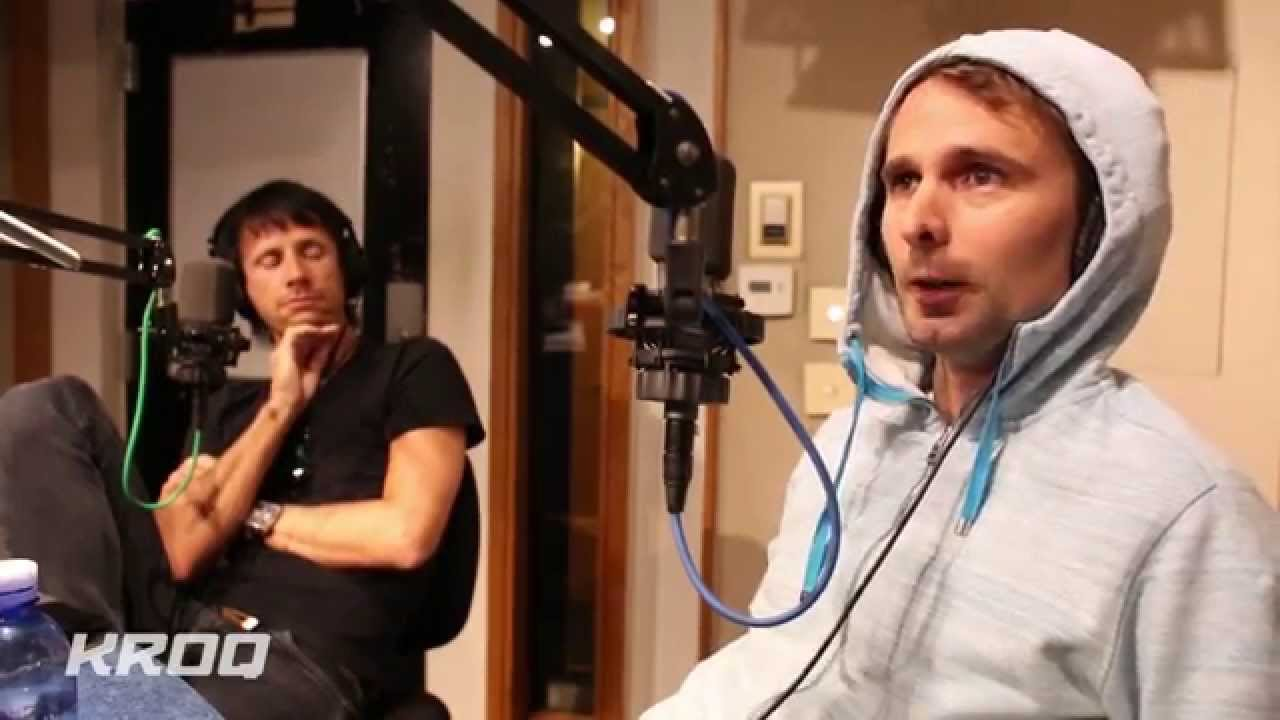Muse Talk Weenie Roast, Touring with Foo Fighters & RHCP, New Album on The Kevin & Bean Show