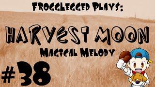 """I Say """"yams"""" Weird: Ep 38 - Harvest Moon: Magical Melody"""