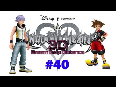 Kingdom Hearts 3D Proud Mode (Part 40) Why so Serious Luc?