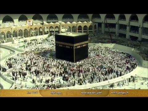 قناة القرآن الكريم بث مباشر Youtube