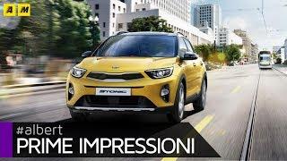 Kia Stonic   Primo test della B-SUV coreana che unisce praticità e convenienza