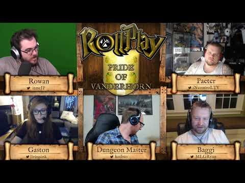 RollPlay: Pride of Vanderhorn - Part 1