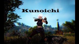 Black Desert: Kunoichi
