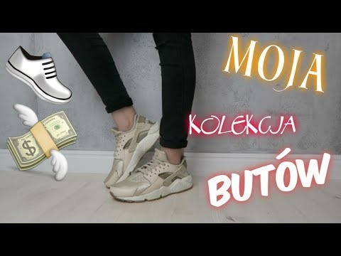 Moja Kolekcja Butów Youtube