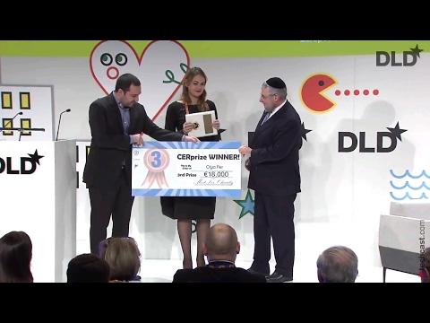 CERPrize Award Ceremony (Pinchas Goldschmidt, Conference of European Rabbis)I DLD17