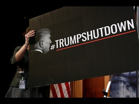 On Capitol Hill, partial government shutdown all but guaranteed