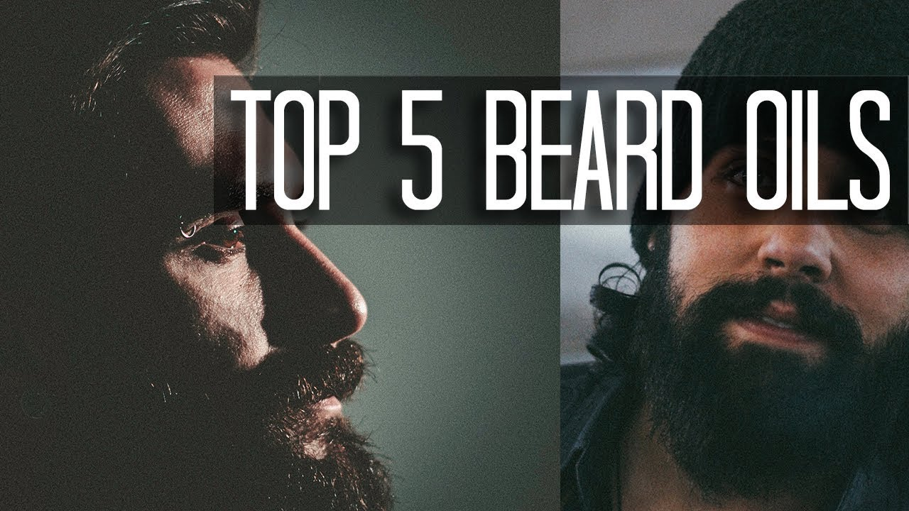 The Best Natural Anic Beard Oil