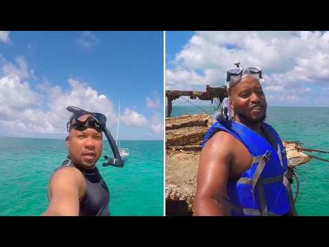 The World Famous SS Sapona Shipwreck 2015: GoPro HD HERO4