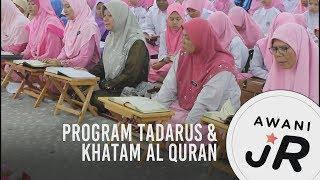 #AWANIJr: Program Tadarus & Khatam Al Quran Pergerakan Puteri Islam Malaysia Peringkat Kebangsaan