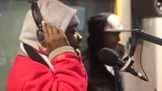 Phife Dawg (ATCQ) - Freestyle In London w/ DJ MK & Shortee Blitz on KISS