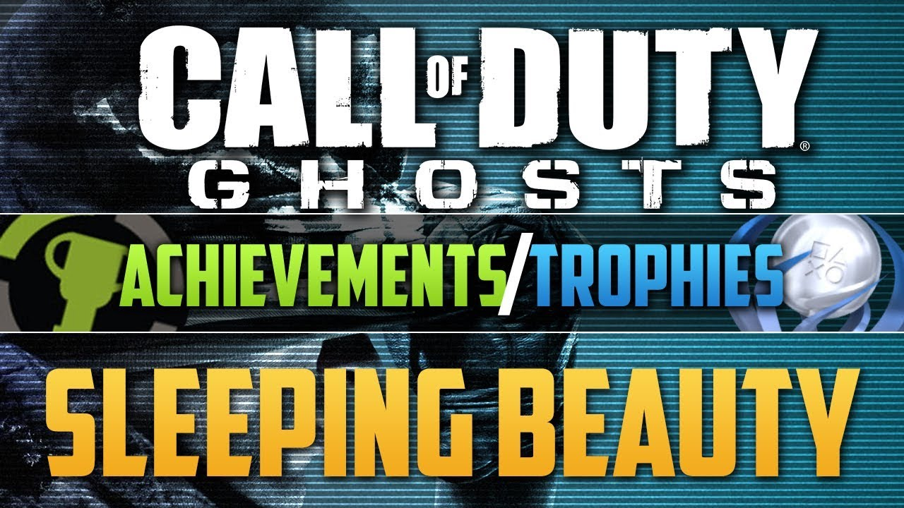 Call of Duty Ghosts - Achievements | Trophy - Sleeping Beauty ...