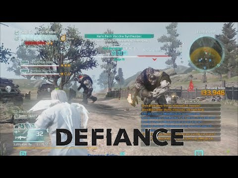 Defiance Arktech Revolution Gameplay And Info
