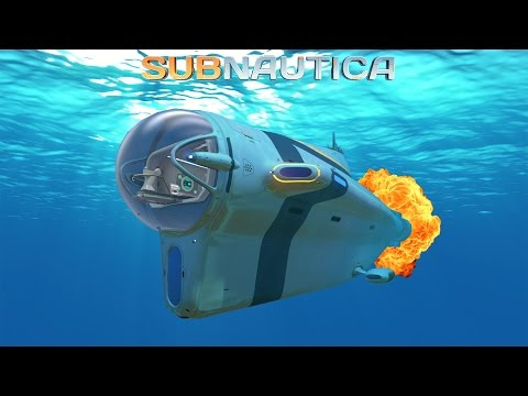 Cyclops Destruction! Subnautica #2