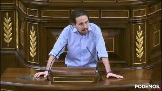 Los casos de corrupción no cabrían en esta intervención que ni Rajoy ni Sánchez han querido escuchar