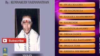 Kannada Karaoke Songs | Instrumental Music | Violin Carnatic Classical And Devotionals Songs
